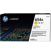 CF332A / CF332AC HP 654A Картридж желтый для HP Color LaserJet M651dn, Color LaserJet M651n и Color LaserJet M651xh, (15000 стр)