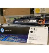 CF380X Уцененный черный картридж HP №312X  для LaserJet Pro M476 (4'400стр.) увеличенный объем