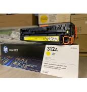 Уцененный желтый тонер-картридж HP CF382A №312A для LaserJet Pro M476 (2 700стр.)