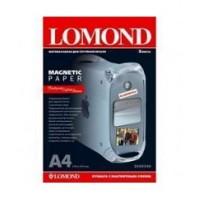 Магнитная бумага Lomond: легко печатать, просто крепить