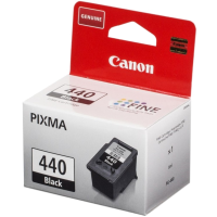PG-440 / 5219B001 оригинальный черный струйный картридж Canon. Характеристики, заправка, инструкция, условия хранения и транспортировки, совместимость, купить