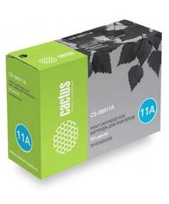 Q6511A совместимый Картридж Cactus CS-Q6511A для HP LJ 2410/ 2420/ 2430 (6000 стр.)