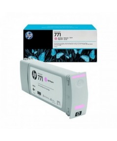 B6Y11A/ CE041A HP 771 Картридж светло-пурпурный для плоттера HP DesignJet Z6200, Z6800 (775 ml)