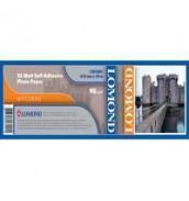 Рулон бумаги LOMOND, Самоклеящаяся глянцевая бумага 85 г/м2 (610 x 20 x 50,8) [1204051]