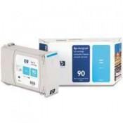 C5061A HP 90 Картридж голубой (Cyan) для...