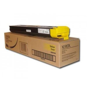 006R01382 Тонер для цветного Xerox DC 700 Yellow ( 22000 стр.) (оригинальный картридж)