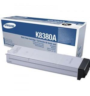 CLX-K8380A Картридж Samsung к цветным МФУ CLX-8380 (20000 стр.) Black