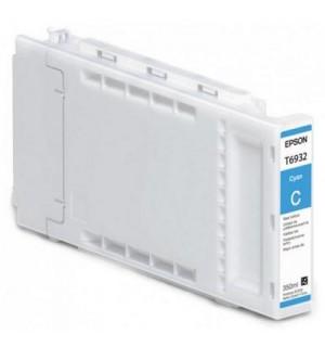 T6932 / T693200 XL Картридж для Epson SureColor SC-T3000/ T5000/ T7000 ( 350 ml ) Cyan