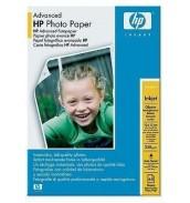 Q8693A HP Advanced Photo Paper. Улучшения Глянцевая фотобумага, 250 г/ м2, 10*15 с отрывным ярлычком