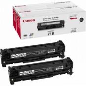 Canon Cartridge 718BK2P [2662B005] Двойн...