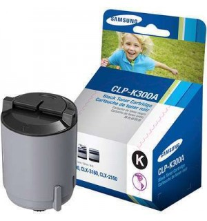 CLP-K300A Картридж Samsung к цветным принтерам Samsung CLP-300/300N/ CLX-2160/ CLX-3160N/ 3160FN