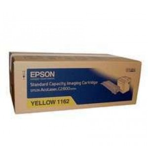 S051162  Тонер-картридж Epson ALC2800/C2800N  Standart Capacity Yellow (3000стр.)