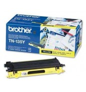 TN-135Y Желтый тонер-картридж Brother для  HL-4040/ 4050/ 4070/ DCP-9040/ 9045/ MFC-9440/ 9840 (4000 стр.)