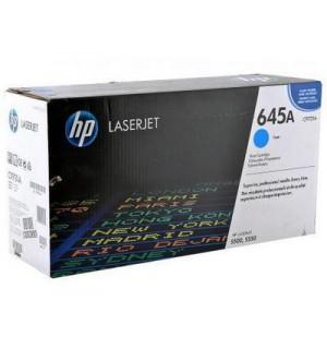 C9731A / C9731AC HP 645А Картридж голубой для HP Color LJ 5500/ 5550 серии Cyan (12000стр.)