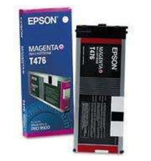 T476 / T476011 Картридж для Epson Stylus Pro 9500, Magent