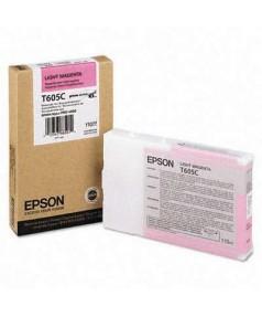 T605C / T605C00 Картридж для Epson Stylus Pro 4800, Light-Magenta (110мл.)