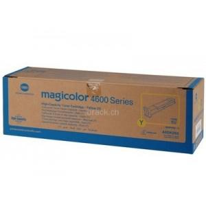 A0DK252 Тонер-картридж Magicolor 4650/4690MF/4695MF желтый 8K