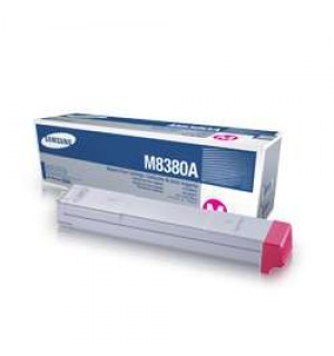 CLX-M8380A Картридж Samsung к цветным МФУ CLX-8380 (15000 стр.) Magenta