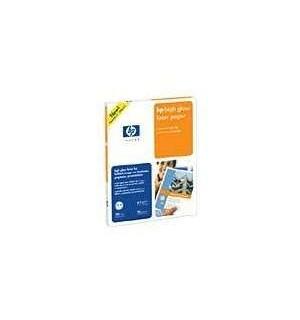 Q2422A Суперглянцевая фотобумага HP для лазерных принтеров, 120 г/ м2, A3 (200л.)