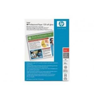 Q6542A Мягкоглянцевая фотобумага HP Soft Gloss А4 для лазерных принтеров 120 г/ м2 (200л.)