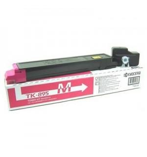 TK-895M [1T02K0BNL0] Тонер-картридж для  Kyocera FS-C8020MFP/ FS-C8025MFP/ FS-C8520MFP/ FS-C8525MFP,