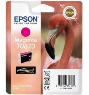T0873 / T08734010 OEM Картридж EPSON Stylus Photo R1900 Magenta (Ultra Chrome)
