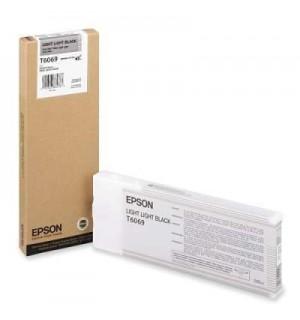 T6069 / T606900 Картридж для Epson Stylus Pro 4800/ 4880, Light-Light-Black (220мл.) (C13T606900)