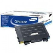 CLP-510D5C Samsung Голубой тонер-картрид...