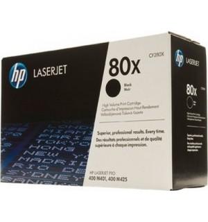 CF280X/ CF280XC HP 80X Картридж для принтеров HP LJ Pro 400, M401, MFP M425, черный (6900 стр)