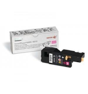 106R01632  Тонер-картридж пурпурный Phaser 6000/6010/ WC 6015. Ресурс 1000 страниц