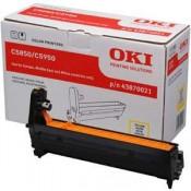 43870021 Фотобарабан OKI EP-CART-Y-C5850...