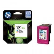 CC644HE HP 121XL Color Принт-картридж цв...