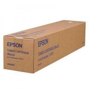 S050091 Тонер-картридж Epson AcuLaser C4000 Black (8500стр.)