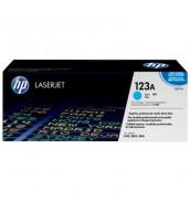 Q3971A HP 123А Картридж для HP Color LJ 2550/ 2820/ 2840, C (2000 стр.)