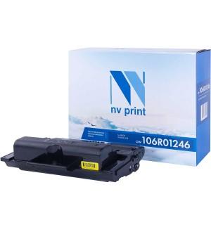 106R01246 совместимый Картридж NV Print для Xerox Phaser 3428 (8000стр.)