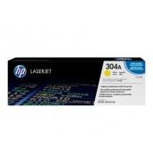 CC532A / CC532AC HP 304A YELLOW Картридж для НР Color LaserJet CP2025/CM2320 (2800с.)