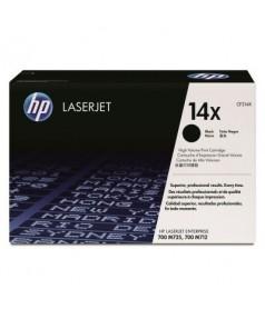CF214X / CF214XC HP 14X Картридж для принтеров HP LaserJet ENTERPRISE 700 M725, 700 M712, черный (17500 стр)