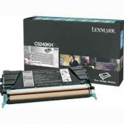 C5240KH Lexmark тонер картридж черный дл...