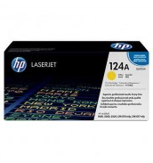 Q6002A HP 124А Картридж для HP Color LJ 1600/ 2600n/ 2605/ CM 1015/ CM 1017 MFP. Yellow (2000 стр.)