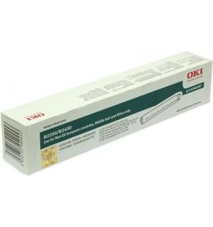 43640307/43640302 Тонер-картридж для OKI B2200, B2400, (2000стр.)