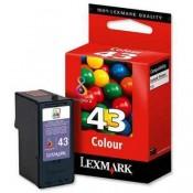 18Y0143E Картридж №43 Color для Lexmark...
