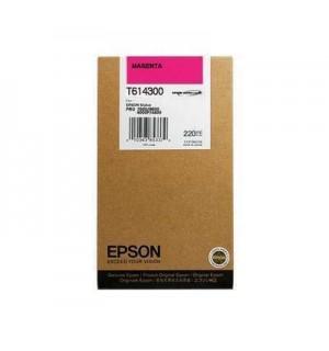 T6143 / T614300 Картридж для Epson Stylus Pro 4400/ 4450 Magenta (220 мл.)