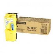 TK-825Y [1T02FZAEU0] Тонер-картридж для...