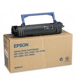 S050010 Тонер-картридж для Epson EPL 5700/ 5800L (6000стр.)