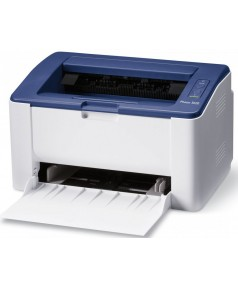 Принтер лазерный, Xerox Phaser 3020V_BI, формат бумаги A4.