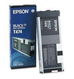 T474011 Картридж для Epson Stylus Pro 9500, Black