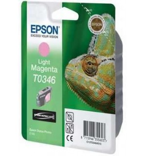 T0346 / T034640 Картридж для Epson Stylus Photo 2100 Magenta light (440стр.)