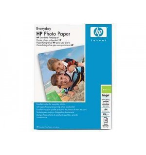 Q5451A HP Semi-Glossy Everyday Photo Paper, полу-г