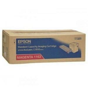 S051163 Тонер-картридж Epson ALC2800/C2800N  Standart Capacyti Magenta (3000стр.)