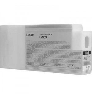 T5969 / T596900 Картридж для Epson Stylus Pro  SP 7890/ 7900 / 9900/ 9890 Light-Light-Black  ( 350 ml )